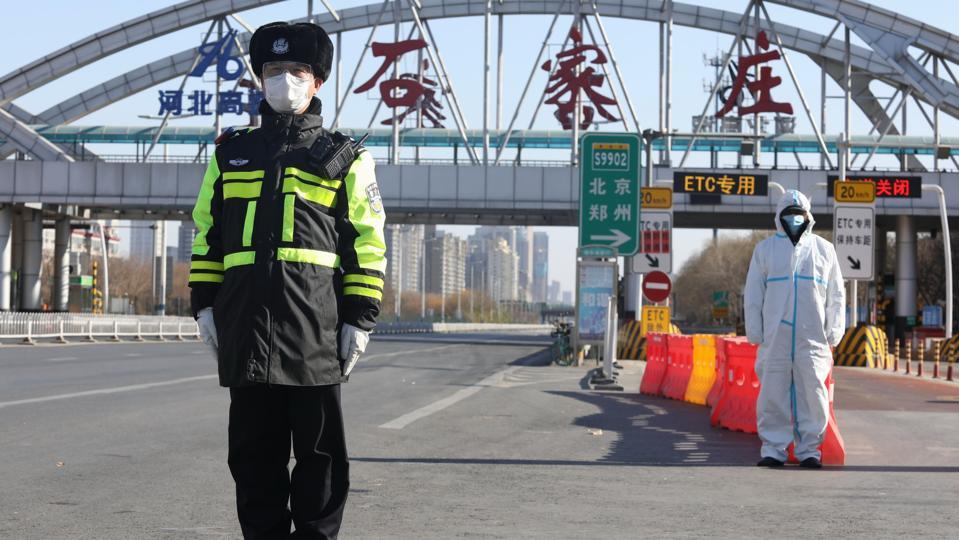 CHINA-HEBEI-SHIJIAZHUANG-COVID-19-EPIDEMIC CONTROL (CN)