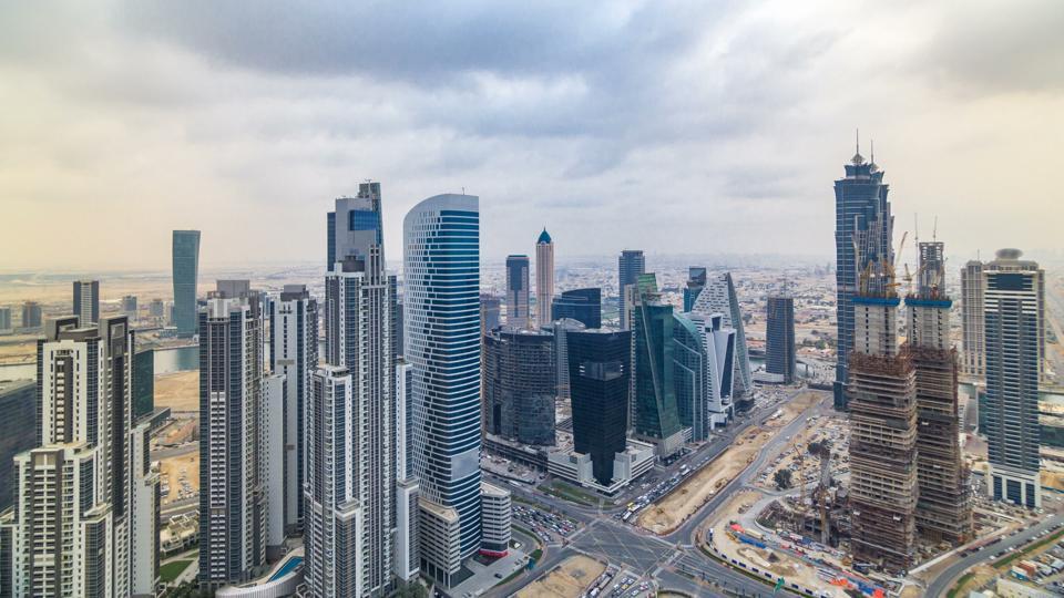 Dubai Trade Centre District
