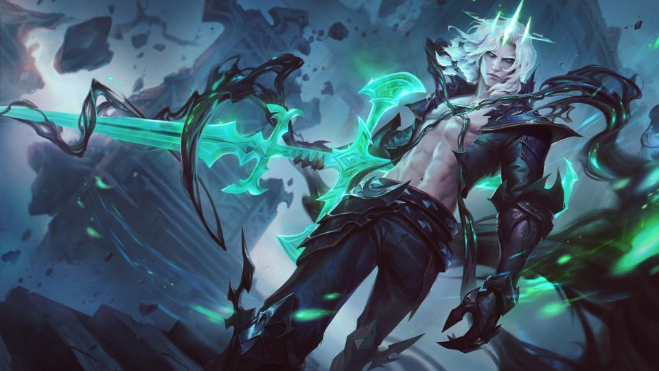 Viego in League of Legends.