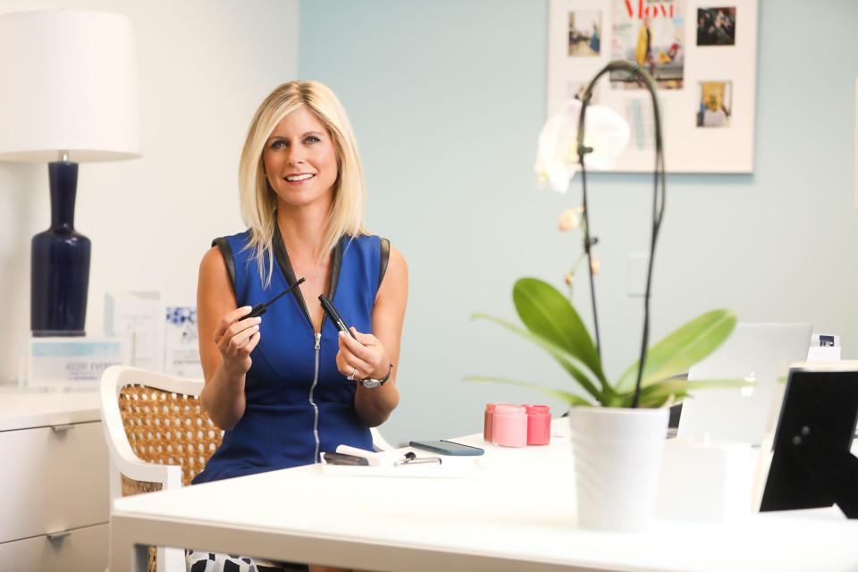 Marla Beck, cofounder and CEO of Bluemercury Inc.