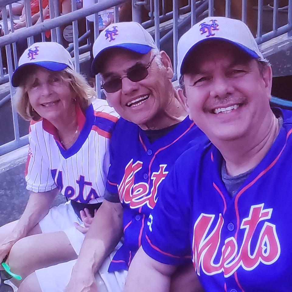 TJ Nickerson at Mets