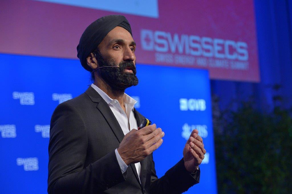 Jagdeep Singh, CEO of QuantumScape