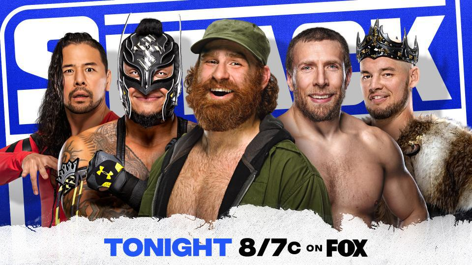A SmackDown Gauntlet Match will determine the new No. 1 Contender for the Royal Rumble.