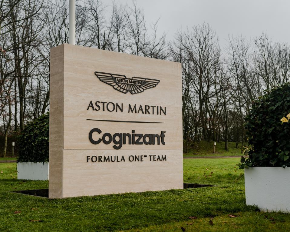 Aston Martin Formula One Team Headquarters