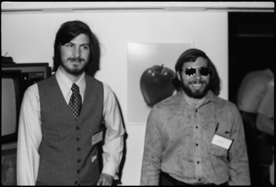 Jobs & Wozniak At The West Coast Computer Faire