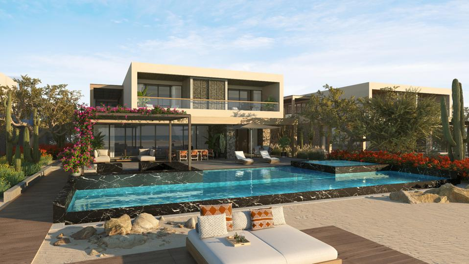 The Residences at St. Regis Los Cabos