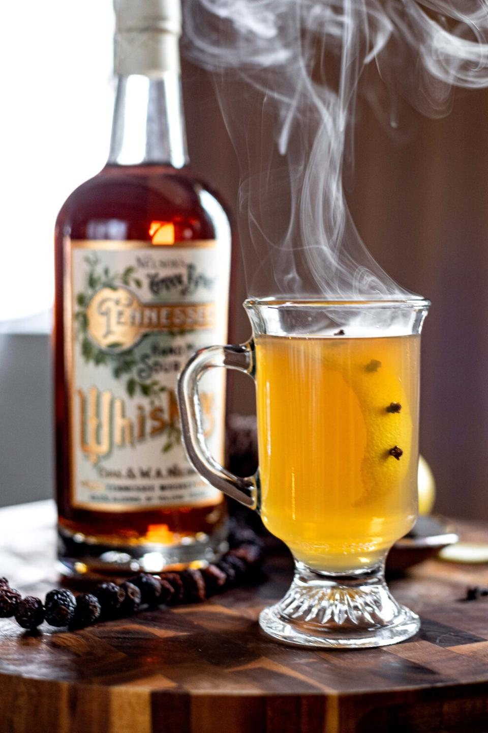 Tennessee Whisky Hot Toddy