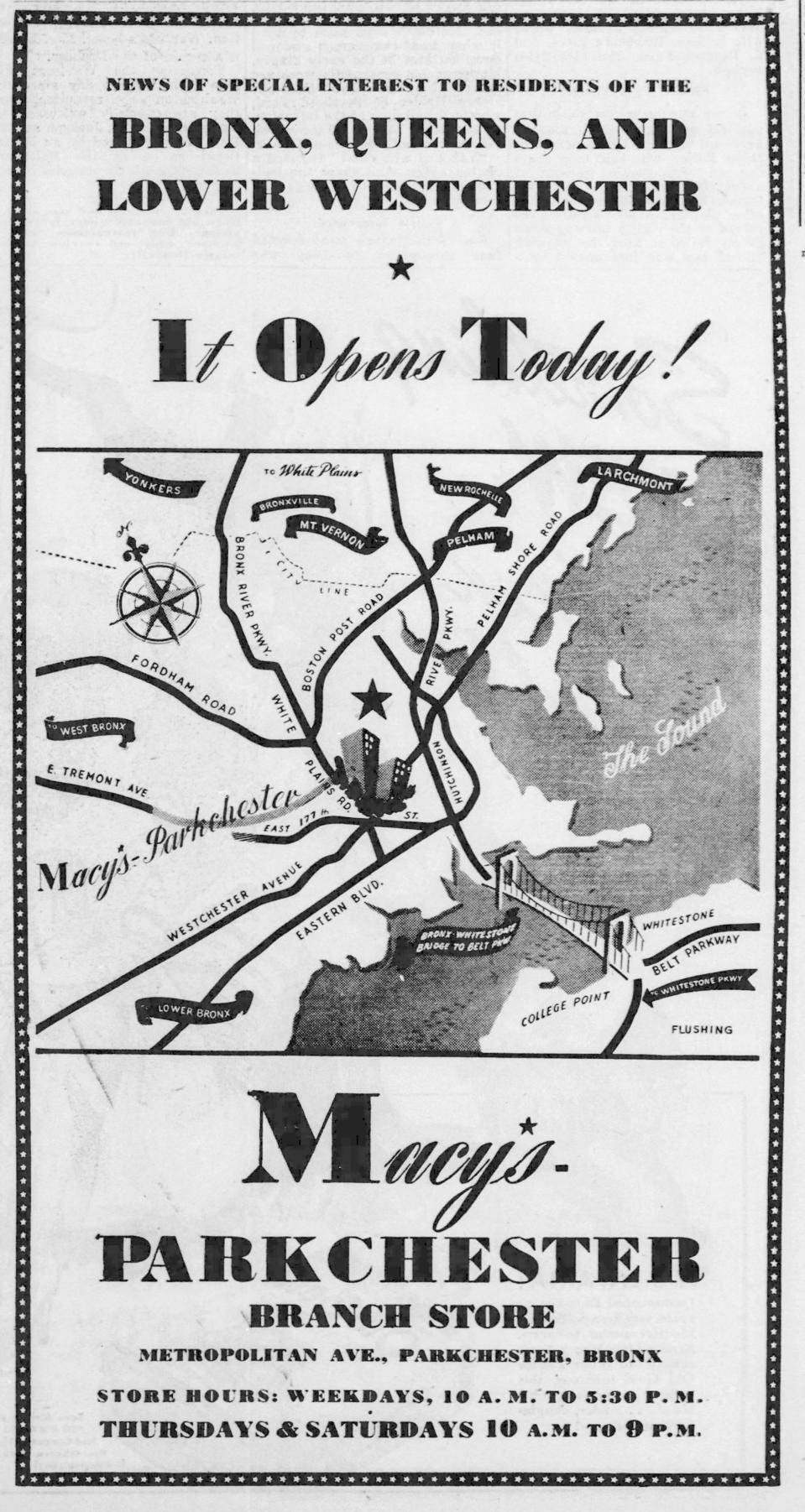 Macy's Parkchester