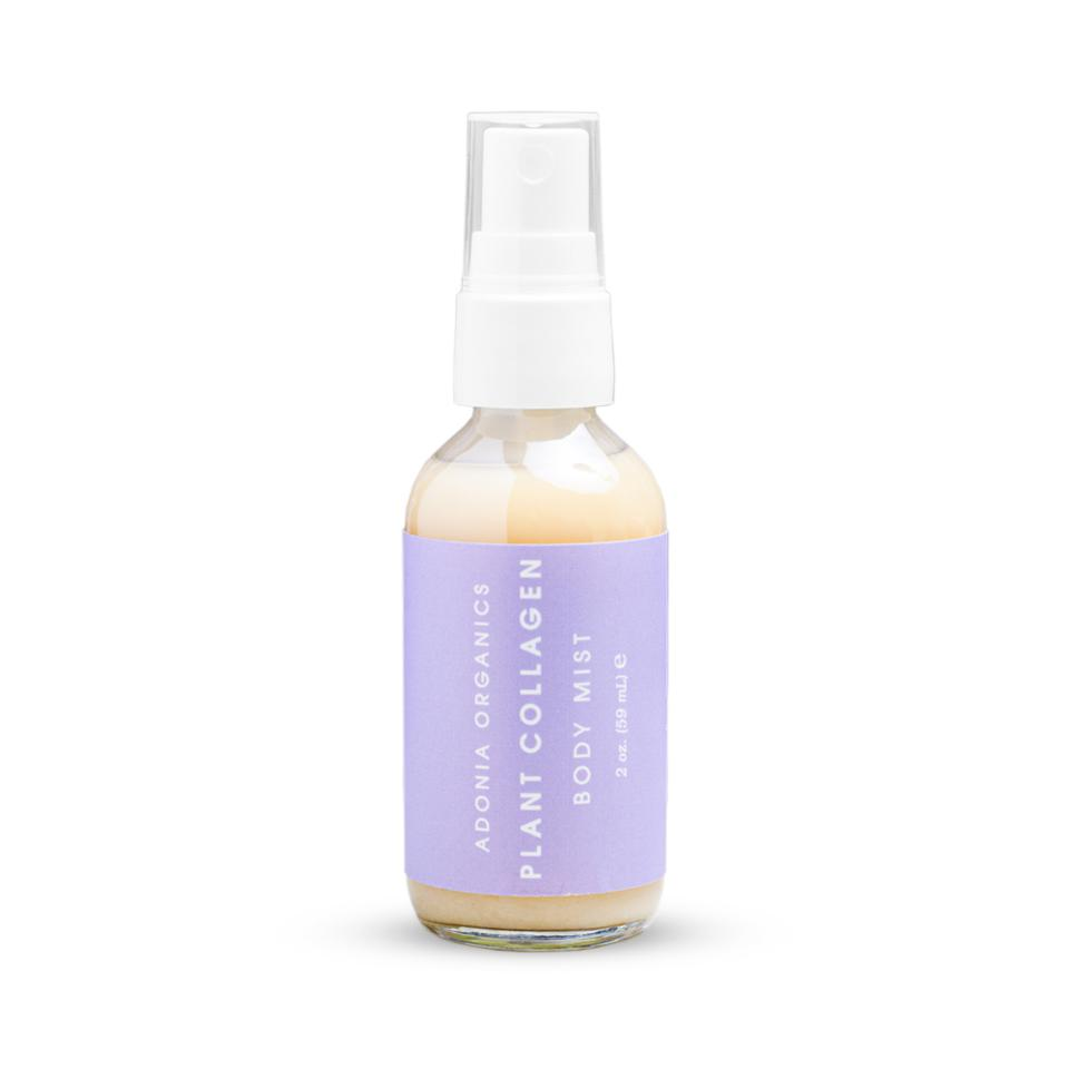 Plant Collagen Body Mist for firmer and younger looking skin from ADONIA ORGANICS