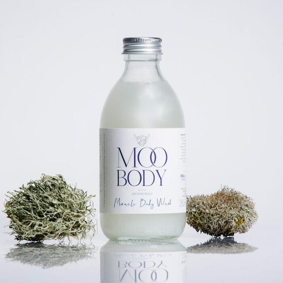 The Miracle Body Was from MOO AND YOO i
