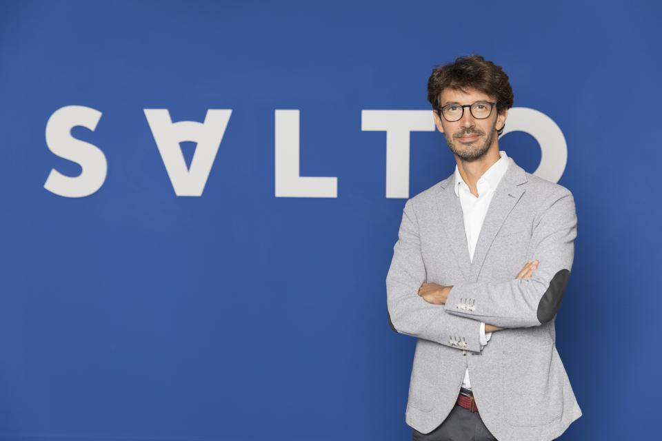 Thomas Follin, General Manager for Salto