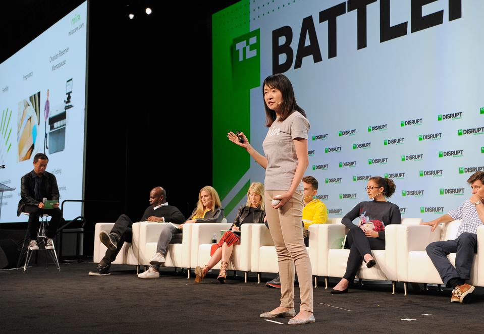 TechCrunch Disrupt San Francisco 2018 - Day 2