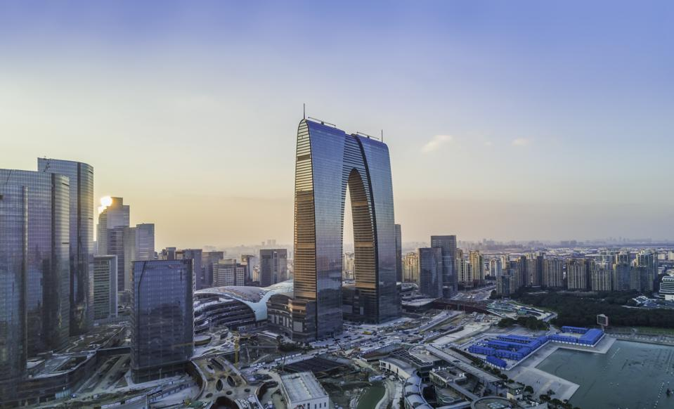 Chinese city of Suzhou
