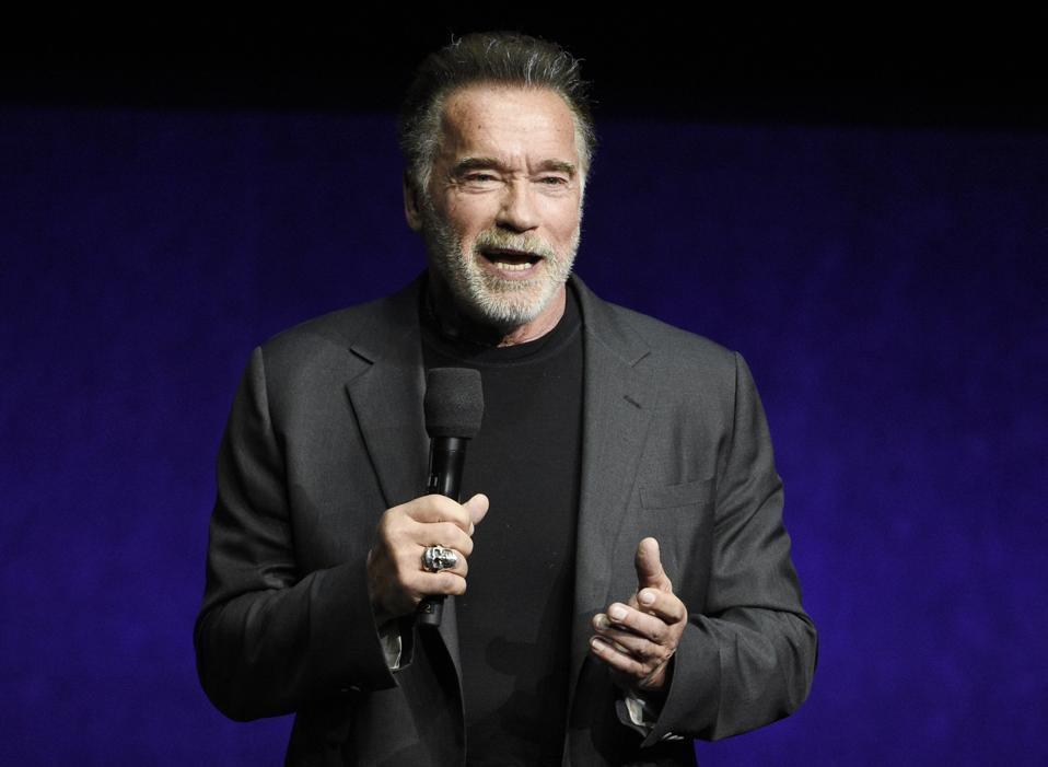 South Africa Schwarzenegger Kicked
