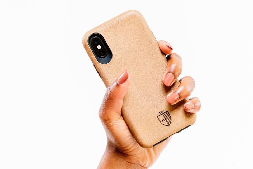 aeris copper iphone 12 case