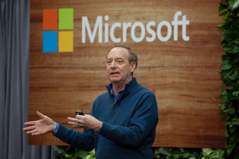 Microsoft To Invest $1 Billion In Carbon-Reduction Technology