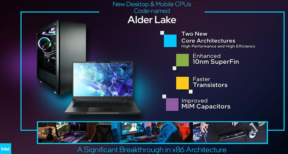Intel Alder Lake Will Bring A Hybrid Big-Little Core Architecture On Intel's 10nm SuperFin Fab Process