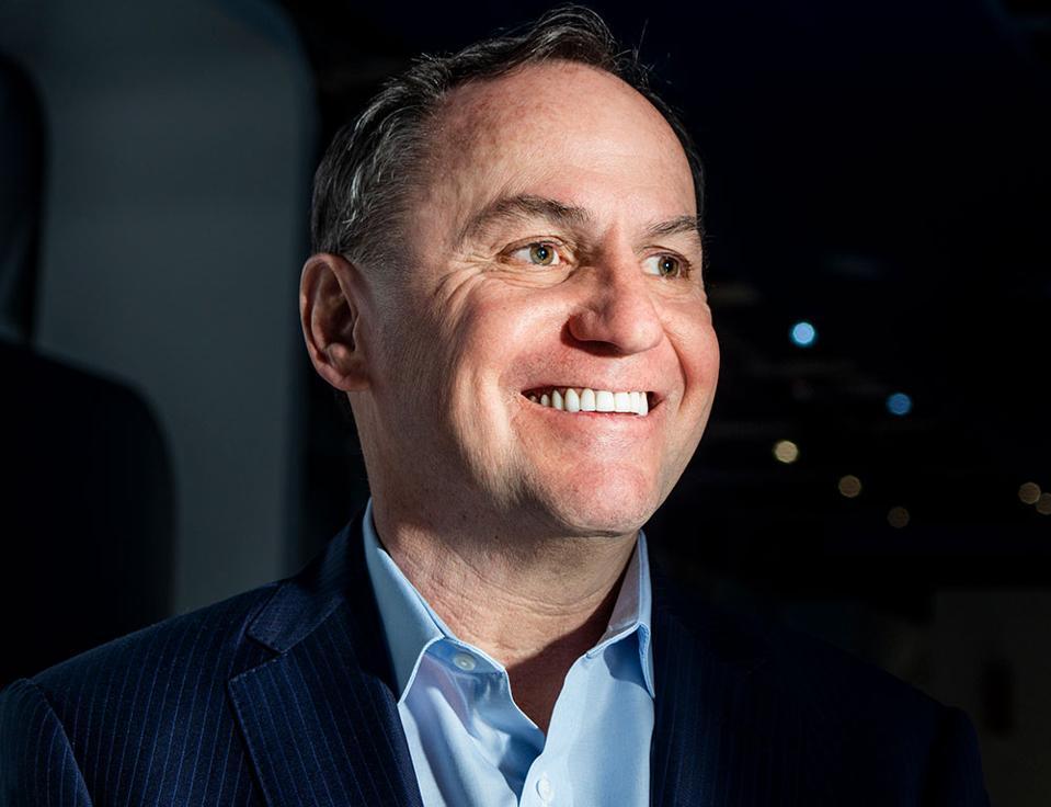 Intel CEO, Robert (Bob) H. Swan