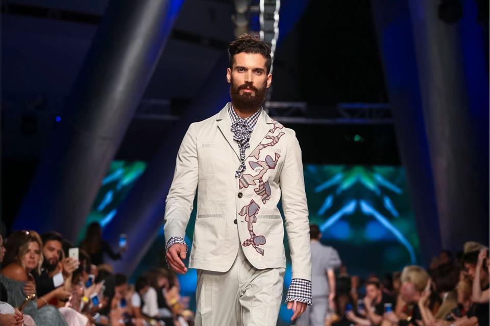 Arab Fashion Council. Men's Fashion Week.