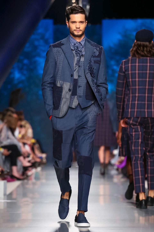 Arab Fashion Council. Men's Fashion Week. Dubai
