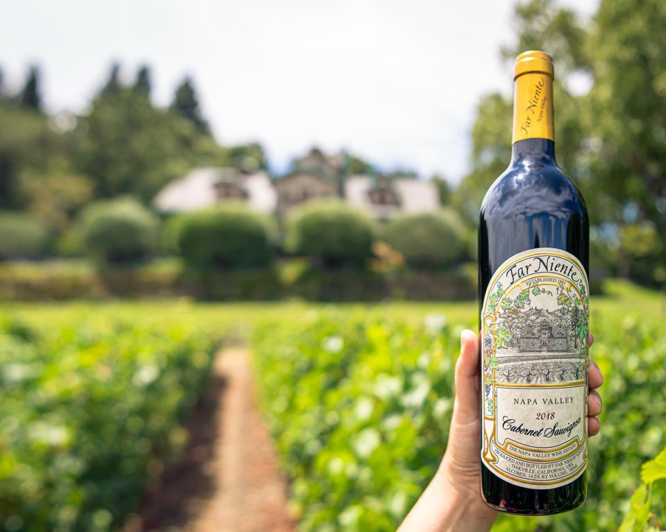 2018 Far Niente Cabernet Sauvignon