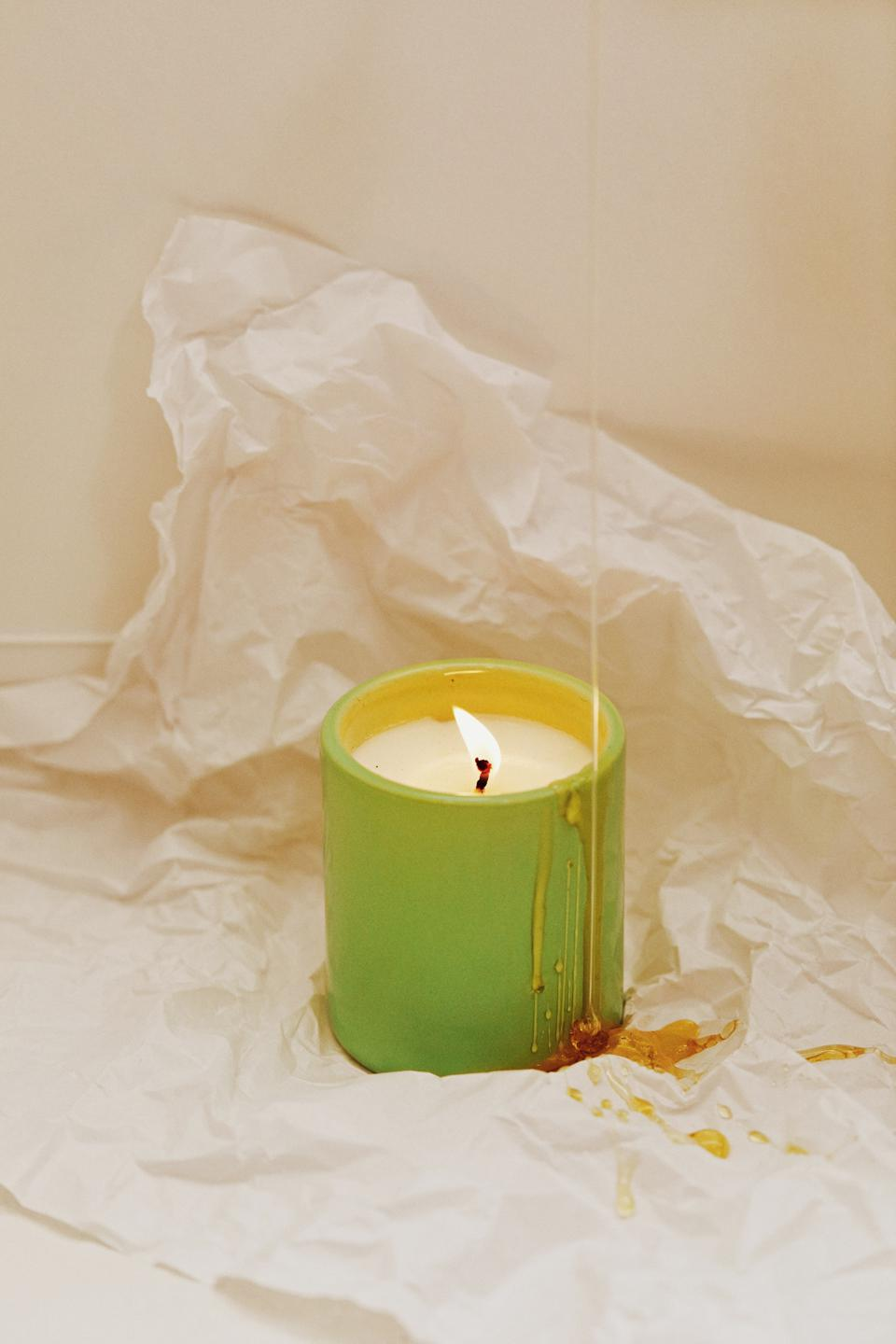 Bee Garden Scented Candle