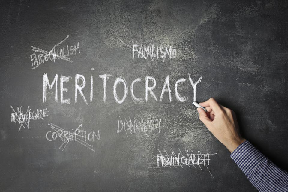 Attacks on meritocracy falsely assume that education can't further social equity.