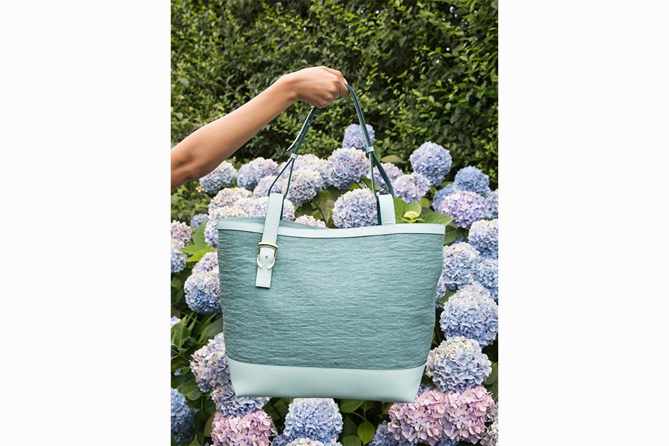 The Carlyle Tote comes in a gorgeous array of colors
