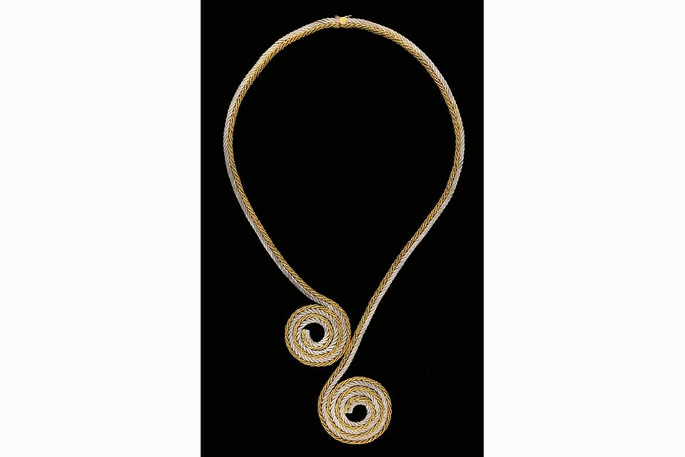 A stunning Buccellati necklace