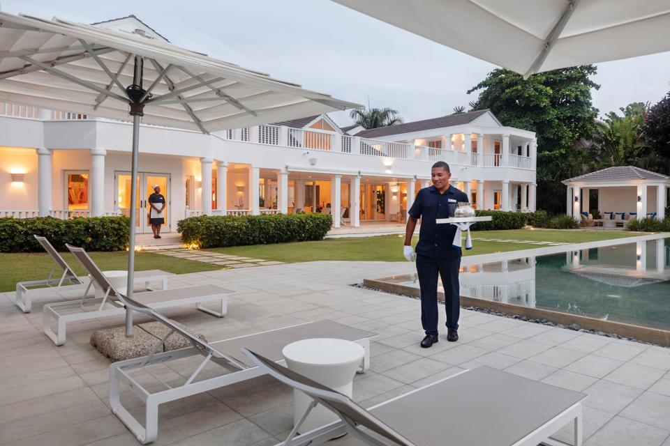 Butler at Casa de Campo