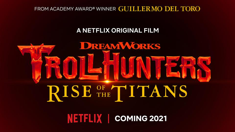 Trollhunters Rise of the Titans