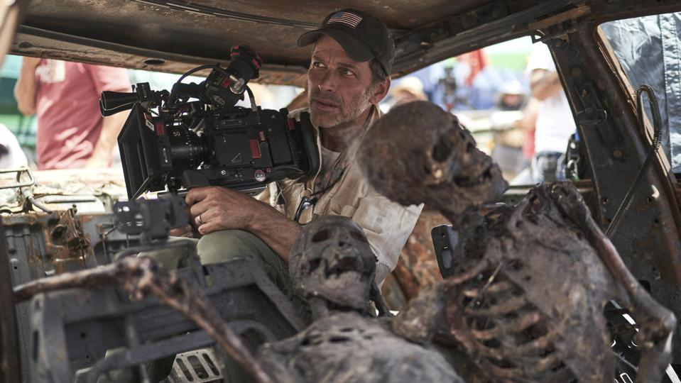 Zack Snyder directs Army of the Dead