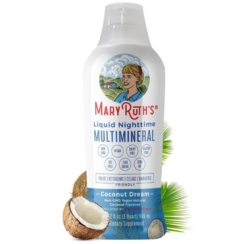 MARY RUTH Coconut Liquid Nighttime Multimineral