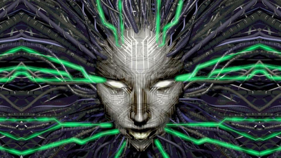 SHODAN, the antagonist of System Shock 2