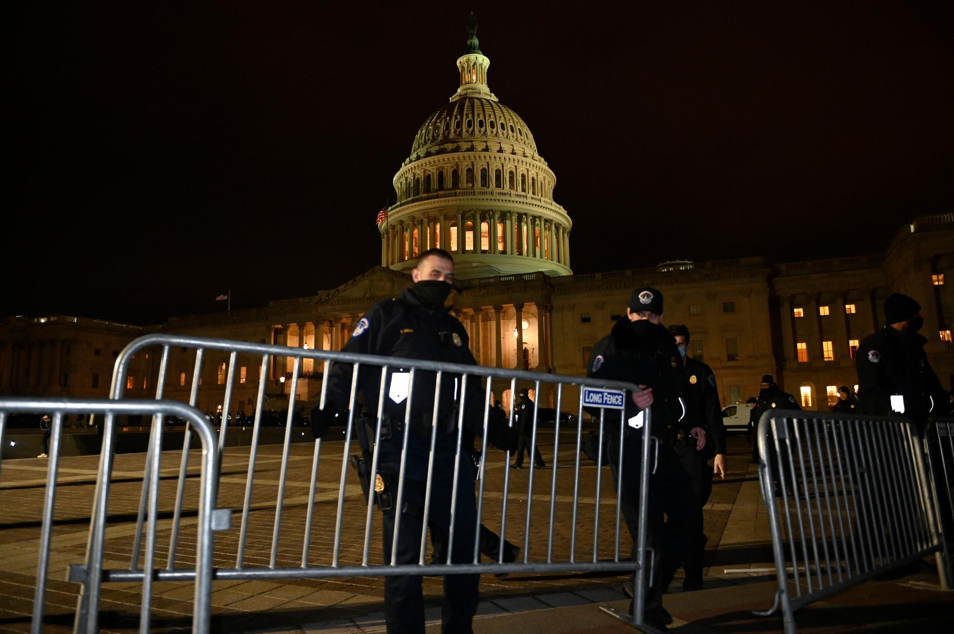 Washington DC travel inauguration