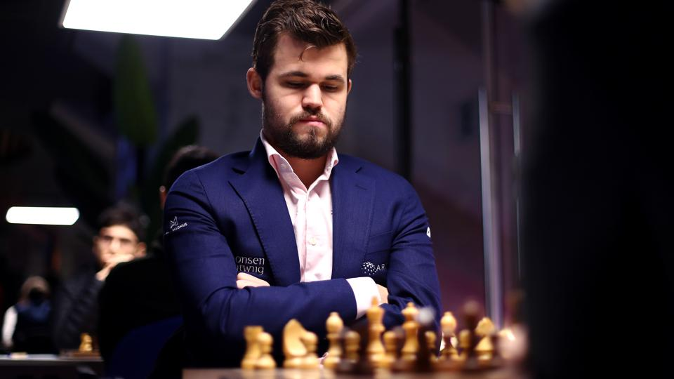 82nd Tata Steel Chess Tournament Magnus Carlsen