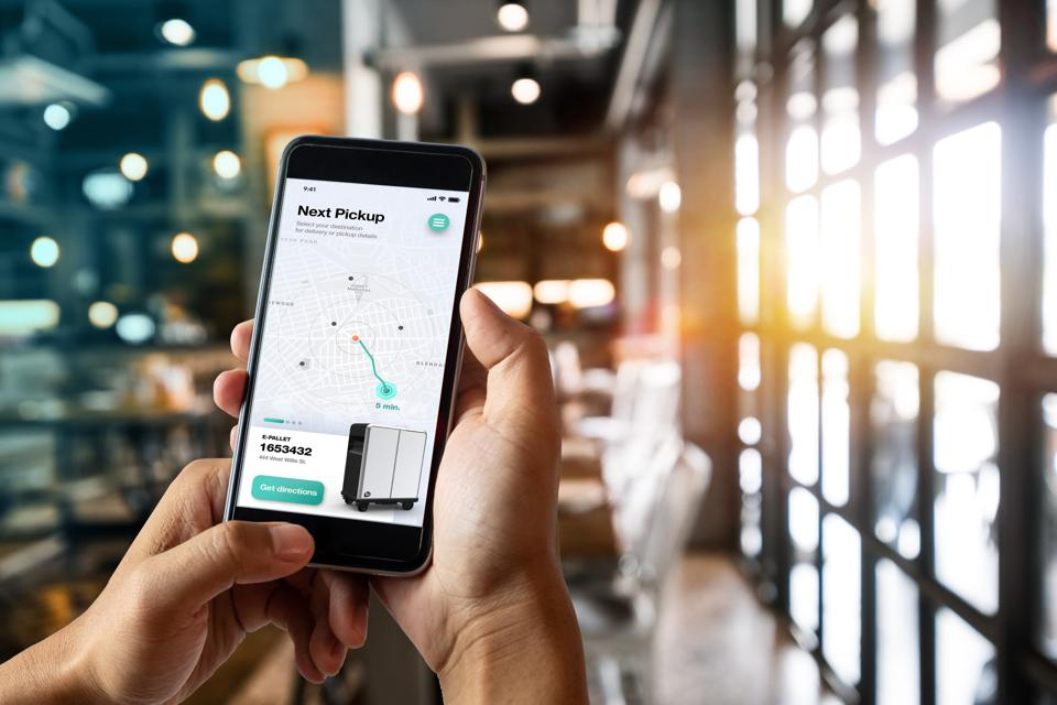 The new BrightDrop business unit from General Motors includes a suite of connected services to manage fleets of electric commercial vehicles