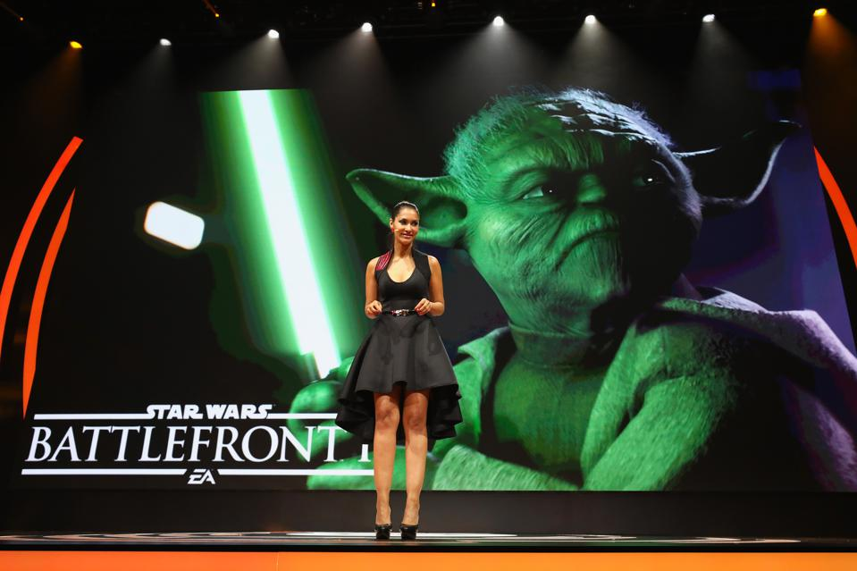 EA Debuts New Games And Products During E3 Game Conference
