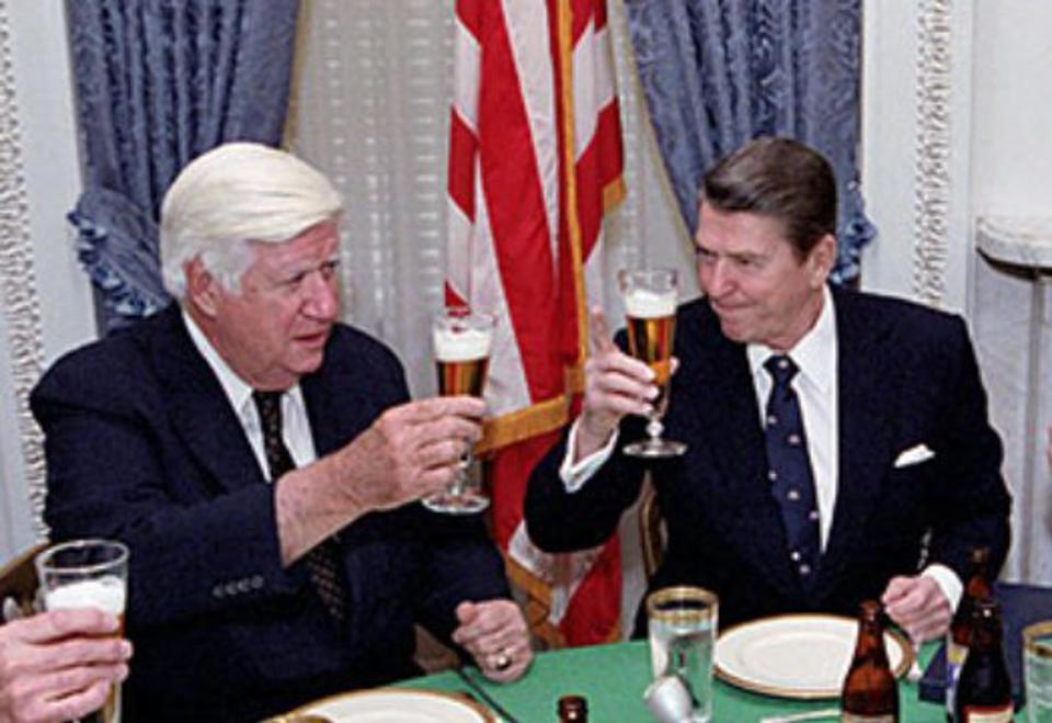 Reagan / O'Neill Drinks