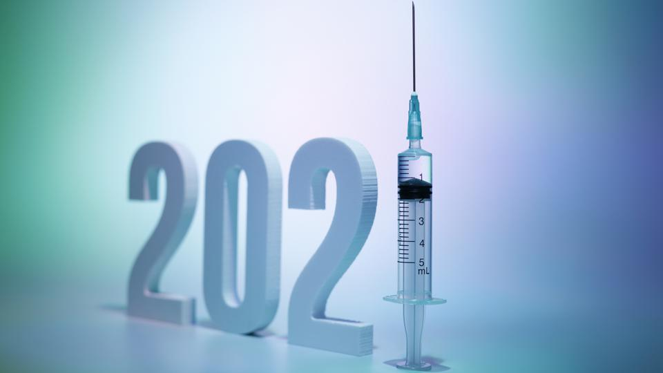 COVID-19 vaccinations in 2021