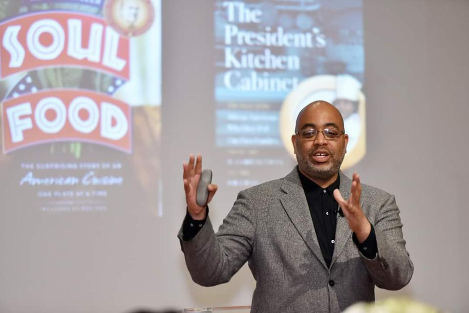 Adrian Miller is author of The President's Kitchen Cabinet and The History of Soul Food