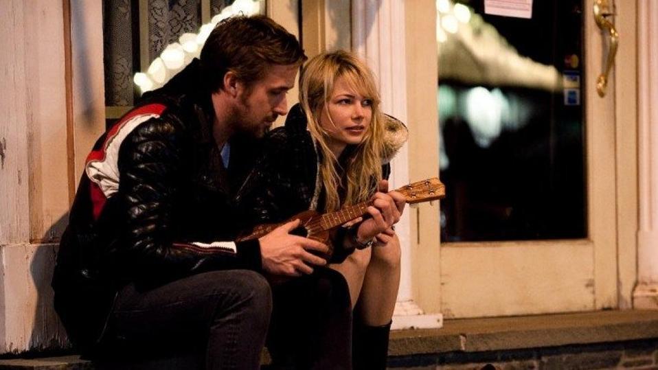 Blue Valentine Ryan Gosling Michelle Williams