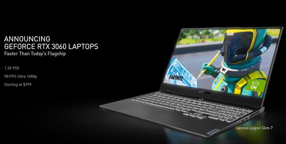 Lenovo GeForce RTX 3060 Laptop