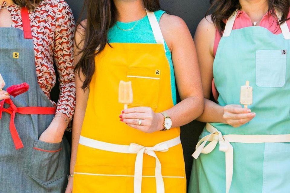 Hedley & Bennett The All Day Crossback Apron