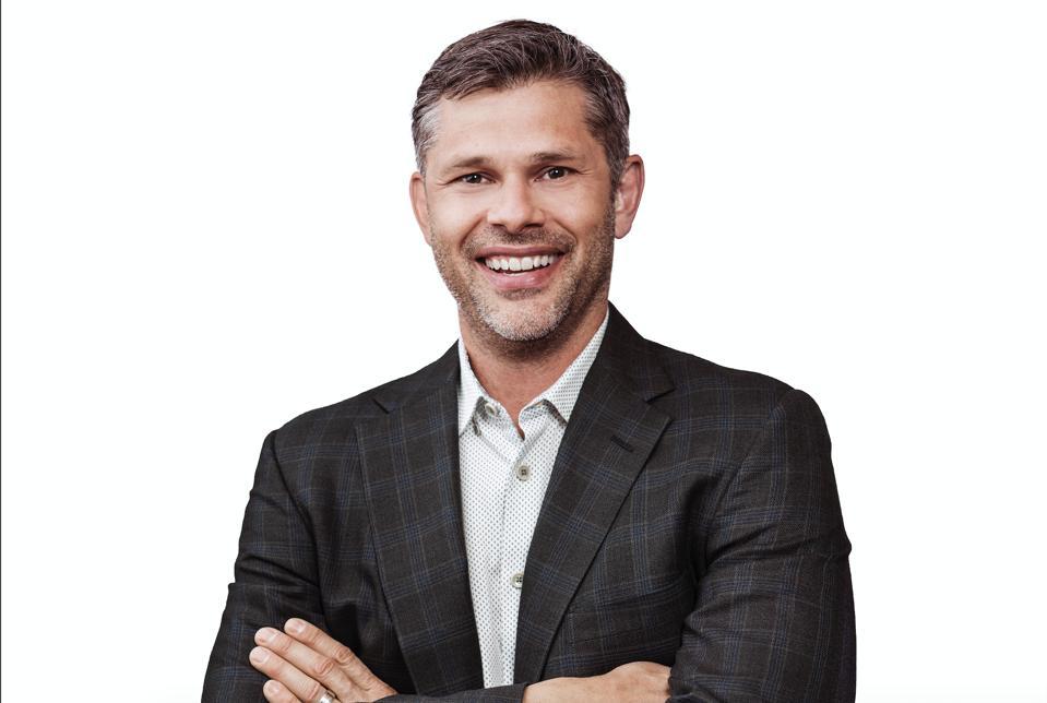 Jason Warnick, CFO of Robinhood.
