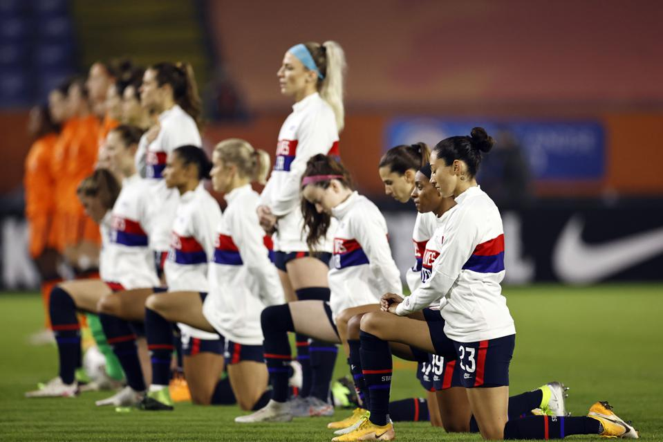 International friendly match″Women: The Netherlands v United States of America″
