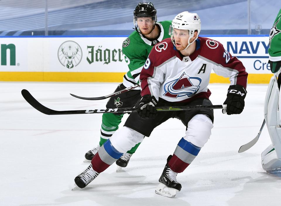 Colorado Avalanche v Dallas Stars - Game Four