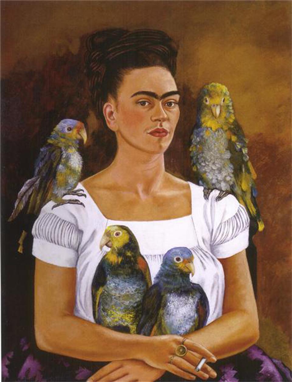 © 2020 BANCO DE MÉXICO DIEGO RIVERA FRIDA KAHLO MUSEUMS TRUST, MEXICO, D.F. / ARTISTS RIGHTS SOCIETY (ARS), NEW YORK