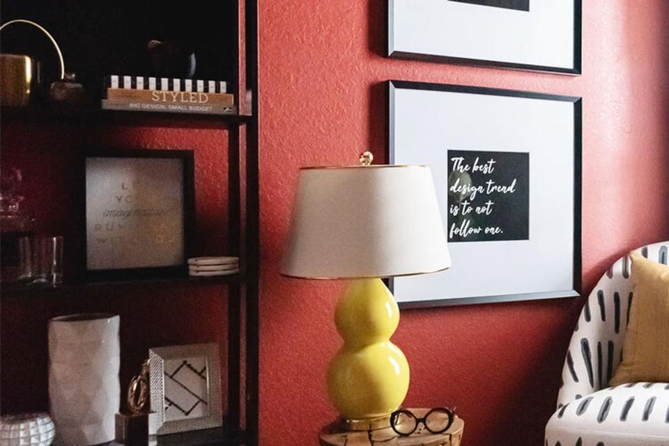 The One Room Challenge designed by Lauren Ashley Stevens