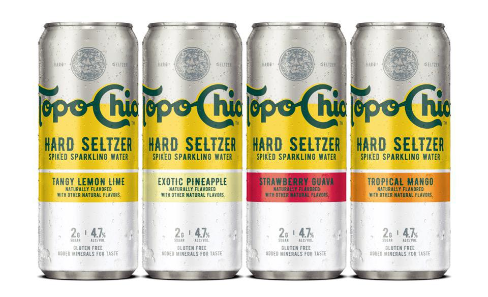 Topo Chico Hard Seltzer's is a joint collaboration between Coca-Cola and Molson Coors.